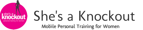 She's a Knockout - Mobile Personal Training